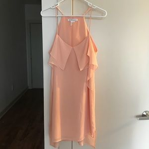 BCBGeneration Pink Blush Shift Dress Small
